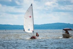 Moving Full Sail